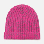 YMC Ribbed Hat Pink photo- 0