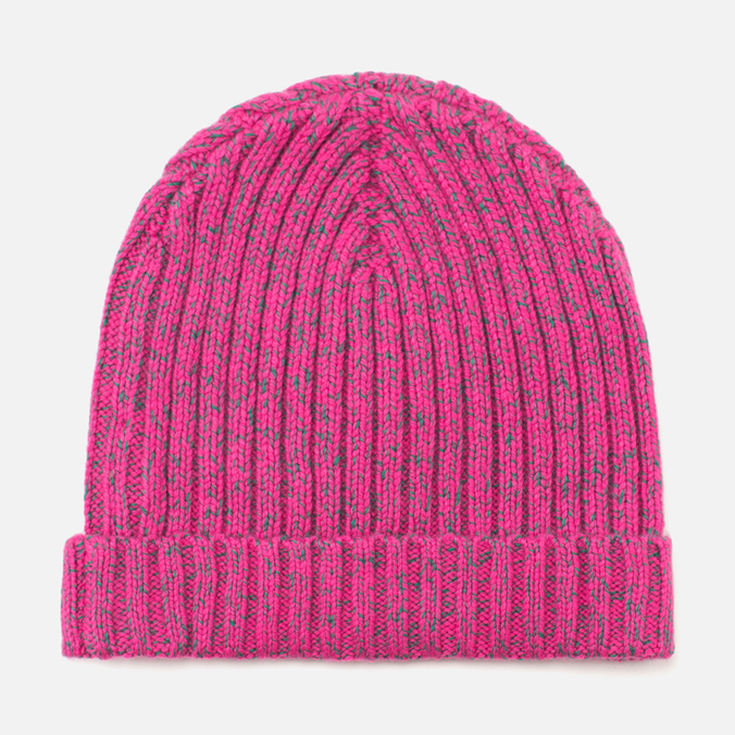YMC Ribbed Hat Pink