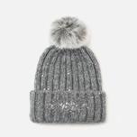 Женская шапка Napapijri Fabralyn Grey Melange фото- 0