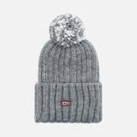 Женская шапка Napapijri Itang Grey Melange фото- 0