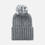Женская шапка Napapijri Itang Grey Melange фото- 3