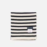 Armor-Lux Guidel Scarf Nature/Navy photo- 0