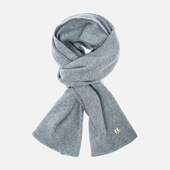 Шарф Armor-Lux Heritage Woolen Slate Grey