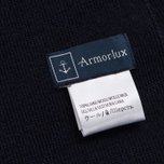 Шарф Armor-Lux Solid Wool Dark Navy фото- 2