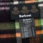 Шарф Barbour Bright Country Plaid Olive/Purple фото- 2