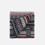 Barbour Melrose Scarf Grey photo- 1