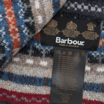 Barbour Melrose Scarf Grey photo- 2
