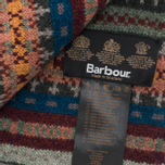 Шарф Barbour Melrose Olive Multi фото- 2