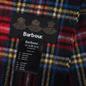 Шарф Barbour New Check Tartan Black Stewart фото - 3