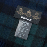 Шарф Barbour New Check Tartan Black Watch фото- 3