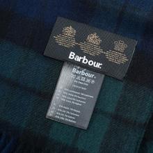 Шарф Barbour New Check Tartan Black Watch фото- 3