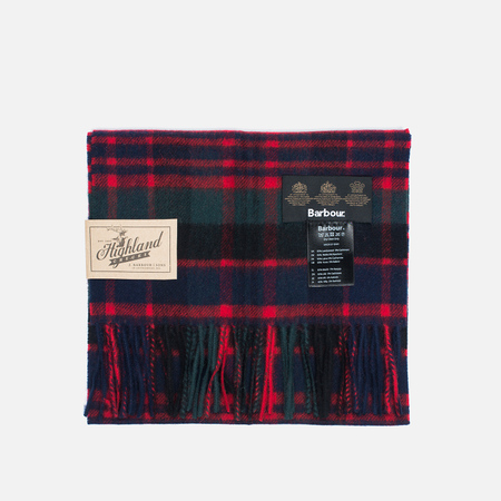 Шарф Barbour New Check Tartan Macdonald