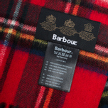 Шарф Barbour New Check Tartan Royal фото- 1