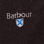 Шарф Barbour Plain Lambswool Chocolate фото- 2