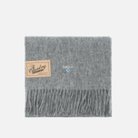Шарф Barbour Plain Lambswool Light Grey Marl фото- 0