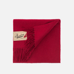 Шарф Barbour Plain Lambswool Red фото- 3
