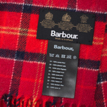 Шарф Barbour Tartan Lambswool Cardinal фото- 2
