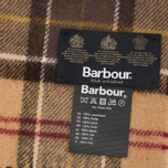 Barbour Tartan Lambswool scarf Muted photo- 2