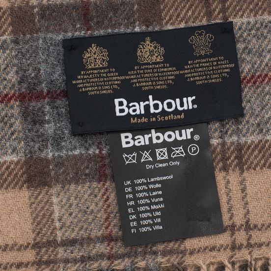 Шарф Barbour Tartan Lambswool Winter Dress