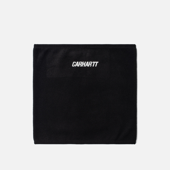 Шарф Carhartt WIP Beaufort Black/Reflective