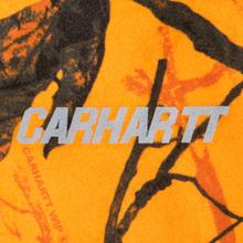 Шарф Carhartt WIP Beaufort Camo Tree/Orange/Reflective фото- 1