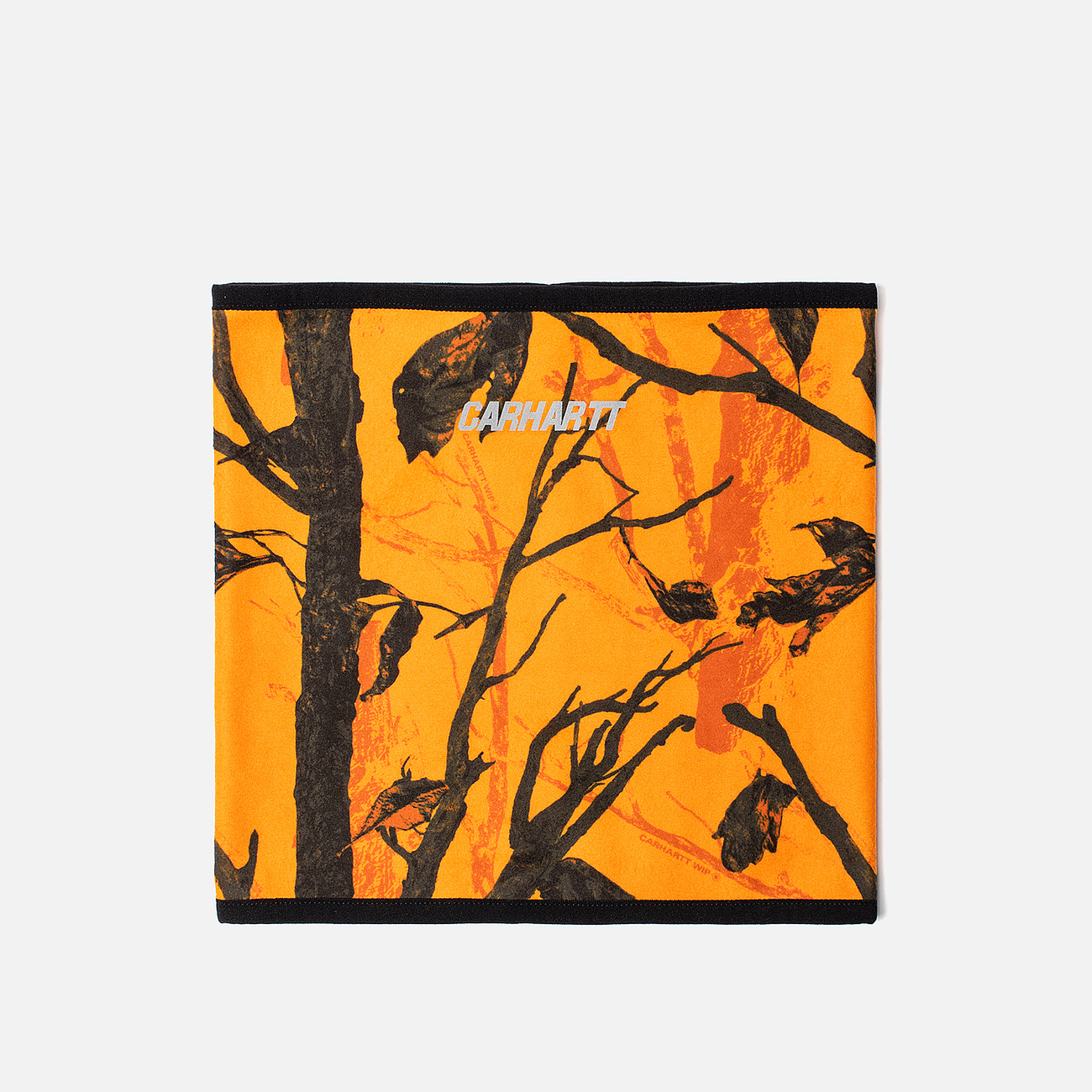Шарф Carhartt WIP Beaufort Camo Tree/Orange/Reflective
