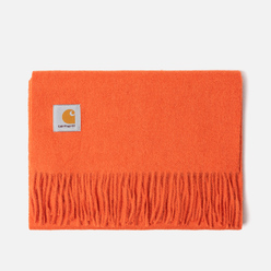 Шарф Carhartt WIP Clan Brick Orange