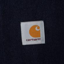 Шарф Carhartt WIP Clan Dark Navy фото- 2