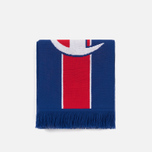 Шарф Champion Reverse Weave Knitted Blue/Red фото- 2