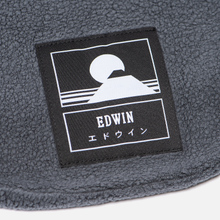 Шарф Edwin Neck Garment Wash Ebony фото- 2