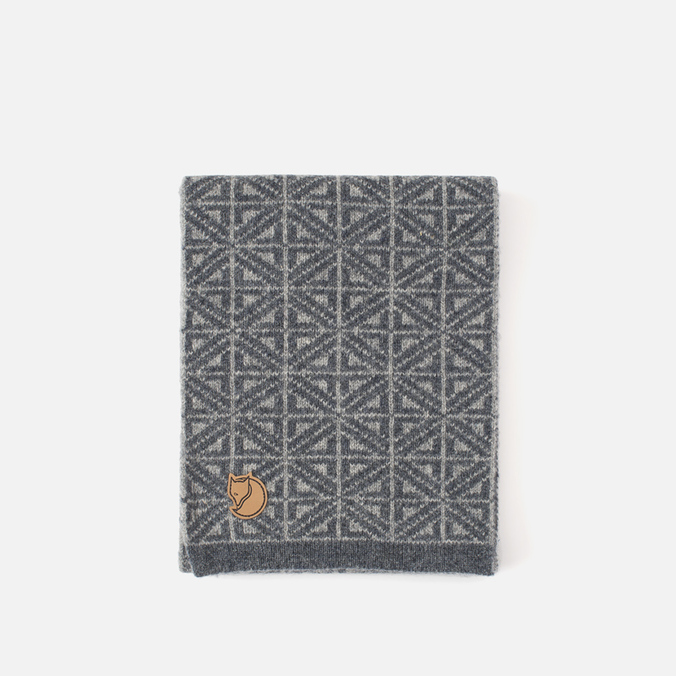 Fjallraven Frost Scarf Dark Grey
