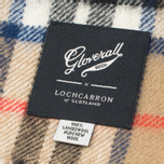 Шарф Gloverall Lambswool Thompson Camel фото- 2