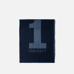 Шарф Hackett №1 Navy/Blue фото- 0
