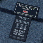 Шарф Hackett №1 Navy/Blue фото- 2