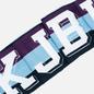 Шарф Han Kjobenhavn Logo KJBN White/Black/Blue/Purple фото - 2