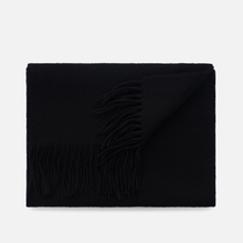 Шарф Lyle & Scott Plain Lambswool True Black фото- 1