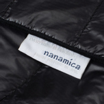 Шарф Nanamica Down Muffler Black фото- 2