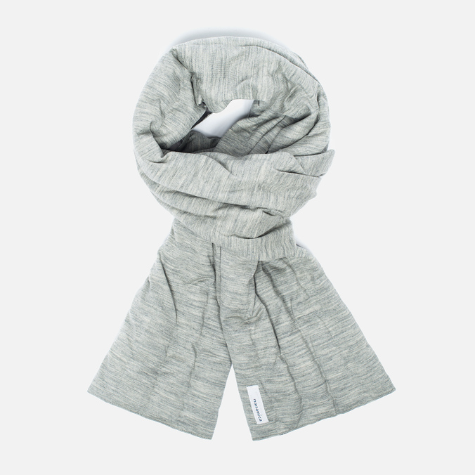 Шарф Nanamica Down Muffler Heather Grey