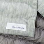 Шарф Nanamica Down Muffler Heather Grey фото- 2