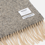 Шарф Norse Projects x Johnstons Donnegal Light Grey Melange фото- 2