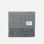 Шарф Norse Projects x Johnstons Lambswool Mouse Grey Melange фото- 0