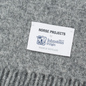 Шарф Norse Projects x Johnstons Lambswool Mouse Grey Melange фото - 1