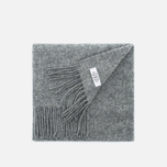 Шарф Norse Projects x Johnstons Lambswool Mouse Grey Melange фото- 2