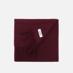 Norse Projects x Johnstons Lambswool Scarve Red Clay photo- 2