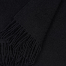 Шарф Polo Ralph Lauren Oblong Sigh It Wool Black фото- 2