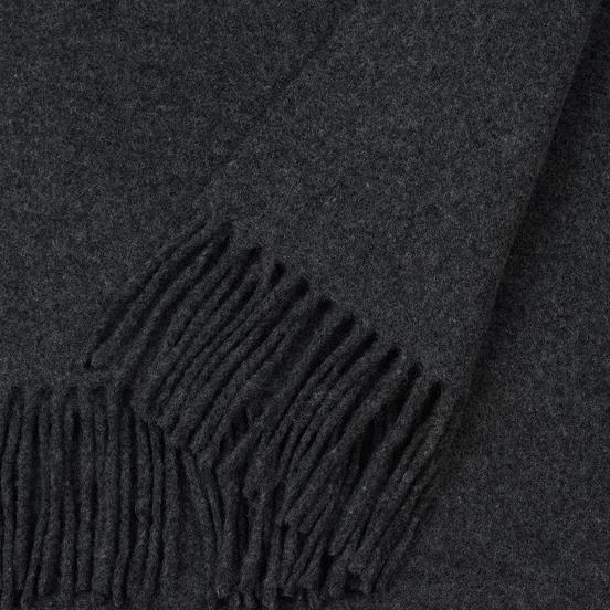 Шарф Polo Ralph Lauren Oblong Sigh It Wool Charcoal Heather
