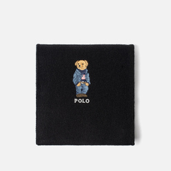 Шарф Polo Ralph Lauren SW Bear Acrylic Blend Black