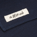 Шарф The Hill-Side Selvedge Panama Cloth Indigo фото- 3