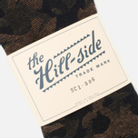 Шарф The Hill-Side Wool Jacquard Camo Olive фото- 2
