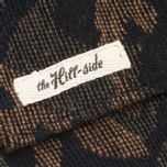 Шарф The Hill-Side Wool Jacquard Camo Olive фото- 3